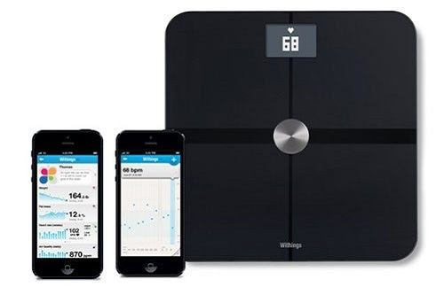 Withings Body – Body Fat Scale Mobile Apps