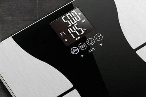 Body Fat Numbers On Smart Scale