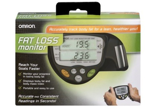 Omron Body Fat Monitor Box