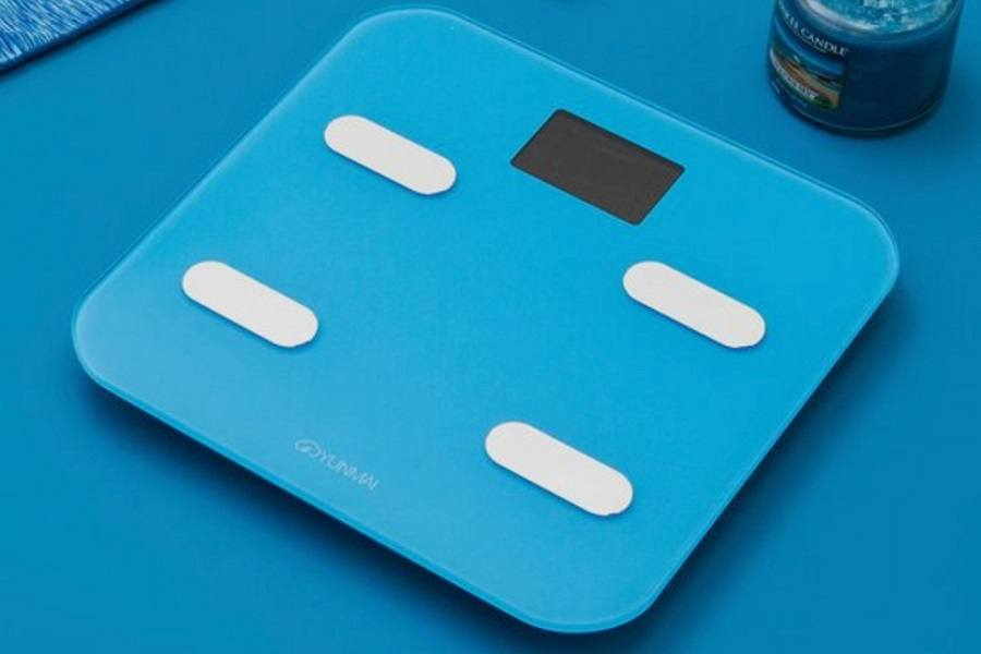 Yunmai Color Smart Scale Review