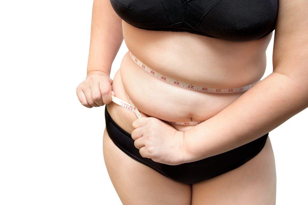 BMI vs body fat percentage